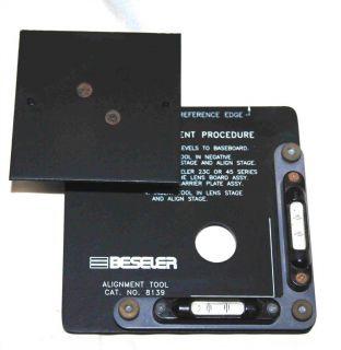 BESELER Enlarger Bilateral Alignment Tool 8139