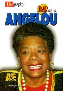 Maya Angelou (Biography (Lerner Hardcover)), L. Patricia Kite, Good
