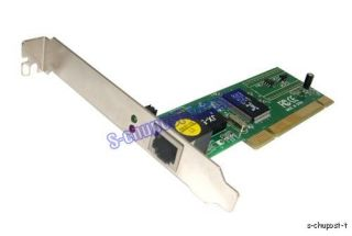 100M 100Mbps PCI Ethernet Network Card for PC Computers