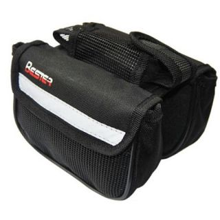 2012 New Cycling Bike Sport Bicycle Frame Front Tube Double Saddle Bag