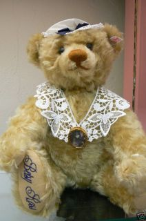 Steiff Vintage Teddy Bear Betsy Ross Le 666940