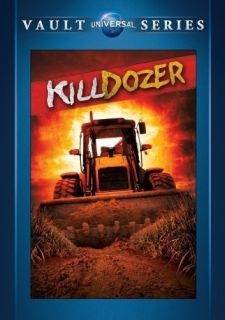 Killdozer DVD Clint Walker Carl Betz Jerry London