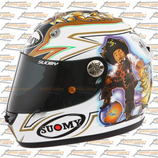 Suomy Vandal Max BIAGGI Limited Full Face Motorcycle Helmet 2X Large