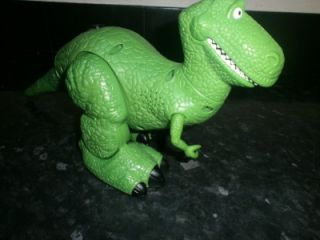 Toy Story Talking Walking Rex The Dinosaur