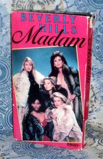Beverly Hills Madam Dunaway Melody Anderson Donna Dixon 023568047249