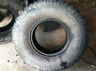 315 75 16 BF Goodrich BFG All Terrain T A KO 75R R16 Tire