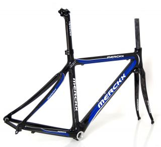LXM Full Carbon Road Bike Frame Set Monocoque Small Bicycle