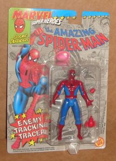 Toy Biz Spider Man Enemy Tracer Action Figure New