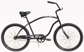 26 Beach Cruiser Bicycle Bike Large Size Forward Crank