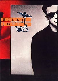 Billy Joel 1989 Storm Front Tour Concert Program Book