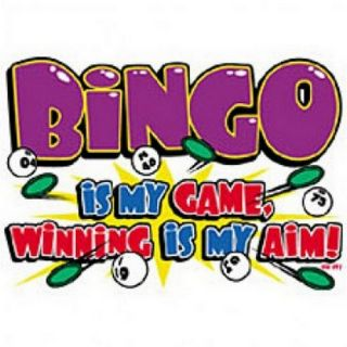 New Funny Bingo Gift Bingo Is My Game T Shirt LS SS Many Colors s 3X