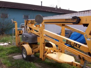 Bil JAX 4527 Articulating Boom Lift