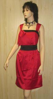 New $68 00 Red N Black Torrid Dress Retro Pin Up Rockabilly 1x 2X Plus