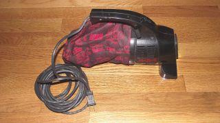 Black Dirt Devil 8100 by Royal Appliances Hand Held Vacuum Cleaner