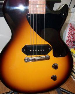 Gibson Les Paul Junior Billie Joe Armstrong New 2012 Vintage Sunburst