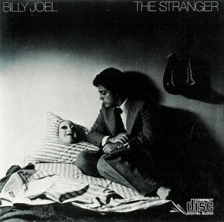 cd in like new condition billy joel the stranger pictures below show