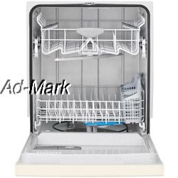 FRIGIDAIRE GALLERY 24 STAINLESS STEEL DISHWASHER FGBD2445NQ