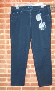 Gloria Vanderbilt Francine Stretch Total Control Jeans