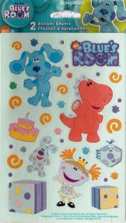 Blues Clues Birthday Party Supplies 60 Stickers