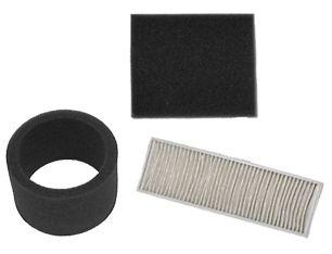Bissell Vacuum 3750 Lift Off HEPA Filter Set Kit