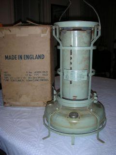 Vintage Aladdin Blue Flame Kerosene Heater