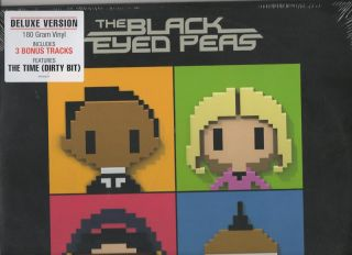 Black Eyed Peas The Beginning Vinyl LP 180 Gram Vinyl