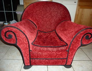 Blues Clues Thinking Chair Upholstered Real Furniture