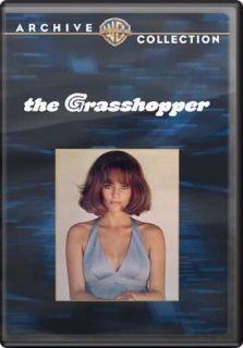 New DVD The Grasshopper Jacqueline Bisset Jim Brown