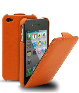 Melkco Jacka Type Premium Leather Case Cover for Apple iPhone 4 & 4S
