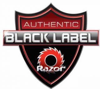 Razor Ultra Pro Lo Black Label Kick Scooter NEW SAME DAY SHIP