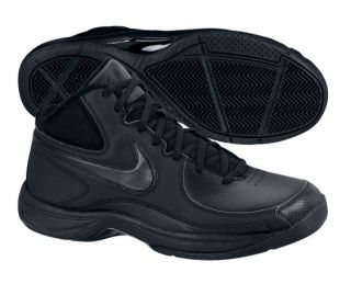 Mens Nike Overplay VII Basketball Shoes All Sizes Black
