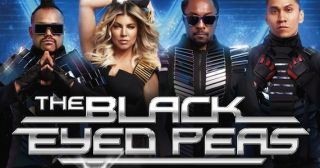 you dance with the Black Eyed Peas in The Black Eyed Peas Experience