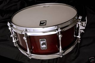 Mapex Black Panther Cherry Bomb 13x5.5 Snare Drum BPCW3550CNCY