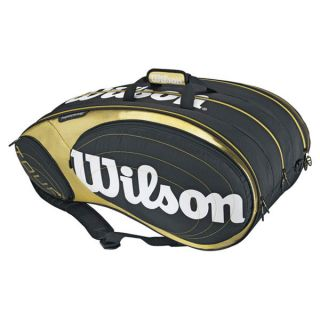 shipping quote wilson tour black gold 15 pack tennis bag