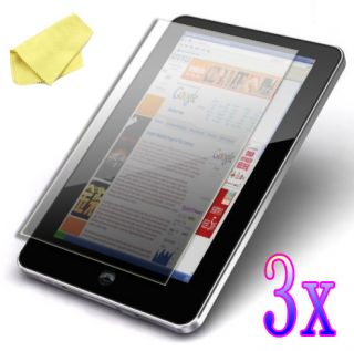 Screen Protector f Barnes Noble Tablet NOOK Color NOOK Simple Touch