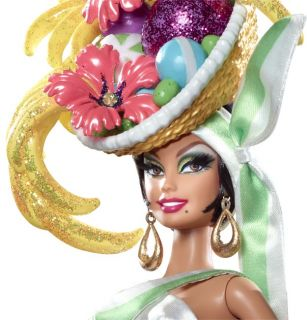 Barbie♥ 2012 Brazilian Banana♥bonanaza ♥bob Mackie Gold Label
