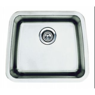 Blanco 440106 Stainless Steel Kitchen Sink Single Bowl