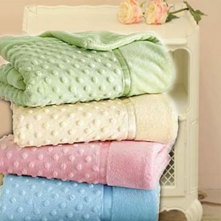 Heavenly Soft Crib Blanket or Toddler Blankets or Throw