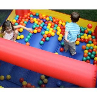 Blast Zone 150 Count Play Plastic Balls Play Pit Area