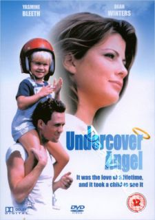 Undercover Angel New PAL Arthouse DVD Yasmine Bleeth
