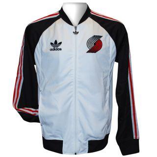Portland Trail Blazers Court Series Track Jacket 3XL