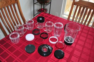 Magic Bullet Platinum Pro Blender Parts