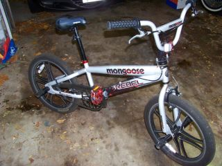 Mongoose Rebel BMX Bike