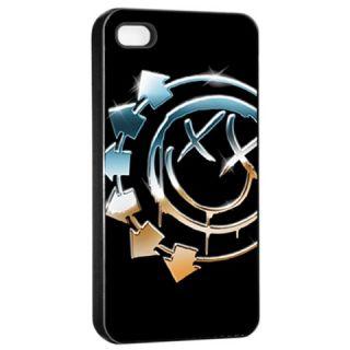 Blink 182 5W Apple iPhone 4 4S Seamless Case Black Men Women Gift New