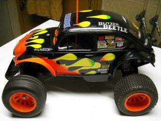 Original Tamiya Blitzer Beetle 1993 Original Owner with Instructions