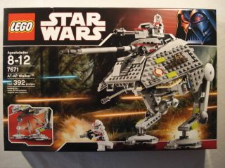"RETIRED LEGO STAR WARS 7671 SEALED  €"" All Terrain Attack Pod (AT AP"