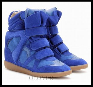 Wedge Sneaker Casual Shoes New Isabel Marant Boots Size US5 9 EUR35 41