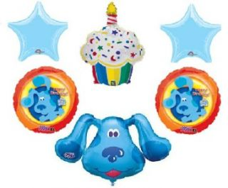 blues clues birthday balloon party supplies boy girl