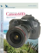 Blue Crane DVD Introduction to the Canon 60D Volume 1, Basic