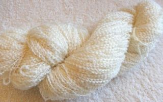 100 grams Cherry Tree Hill Oceana Undyed